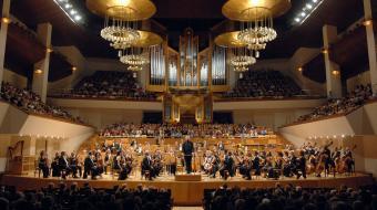 Euskadiko Orkestra Sinfonikoa Madrilgo Auditorio Nazionalean 2010ean