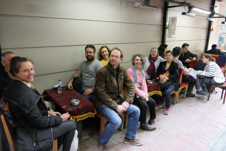 Kontzertua Istanbulen (2020-3-9)