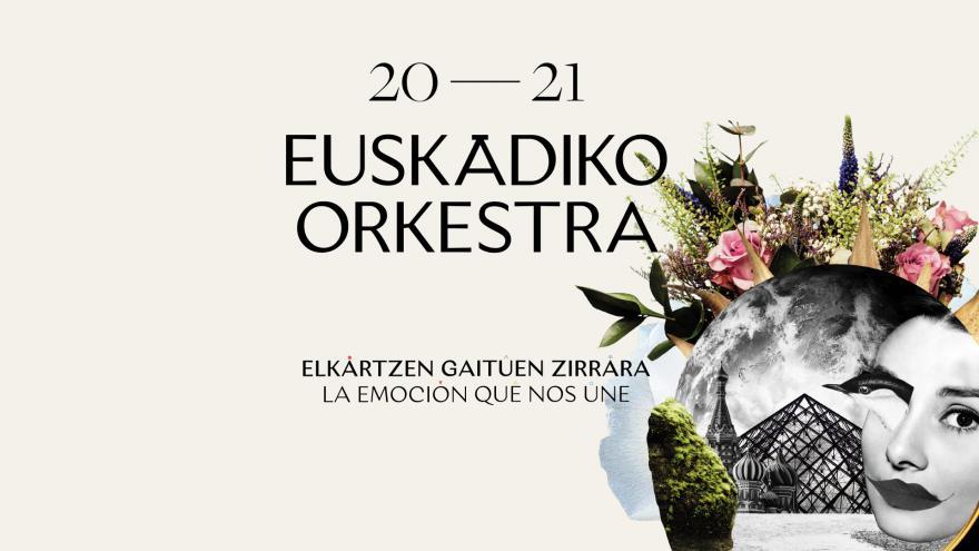 Euskadiko Orkestrak 20/21 Denboraldia aurkeztu du