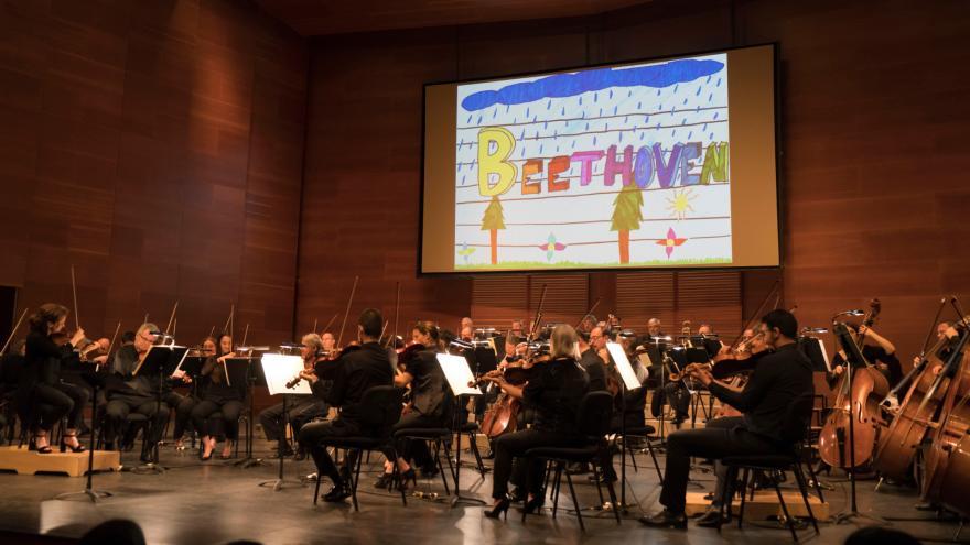 Beethoven: Pastorala Kursaal Auditoriumean