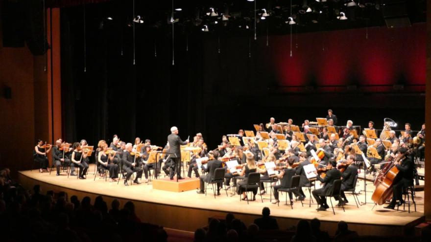 Euskadiko Orkestra distiratsu aritu zen Istanbulen
