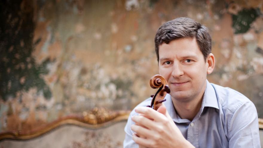 Kanadako James Ehnes biolinjole handia, Euskadiko Orkestra Sinfonikoaren hurrengo kontzertu-programan