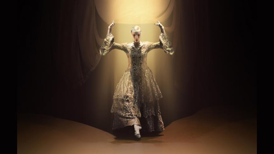 'Marie Antoinette', Euskadiko Orkestra Sinfonikoaren eta Malandain Ballet Biarritzen produkzioa, azaroaren 16 eta 17an Biarritzen