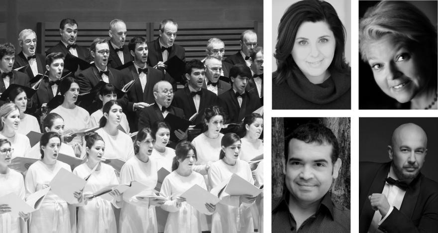 Euskadiko Orkestra Sinfonikoak errepertorio sinfoniko-koraleko obra nagusietako batekin itxiko du 17/18 Denboraldia
