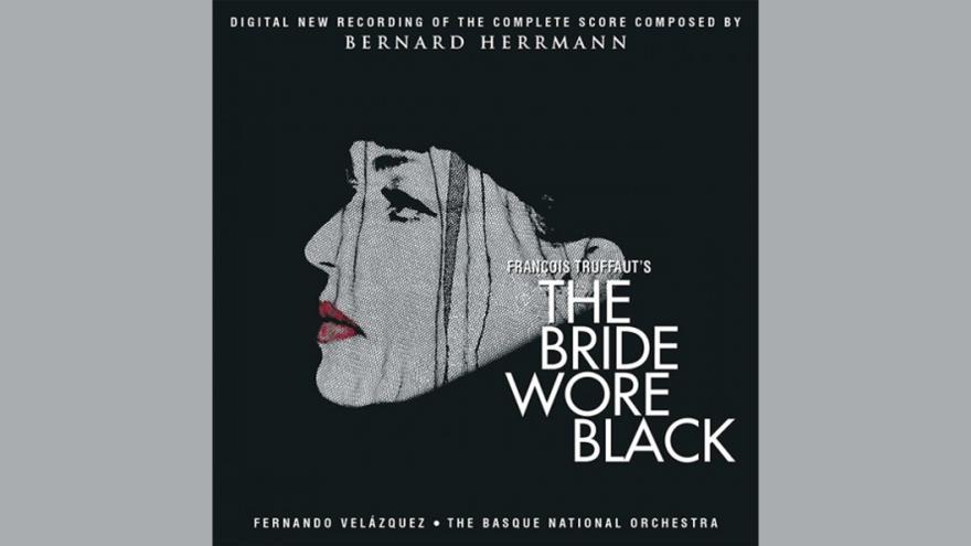 'The Bride Wore Black', Euskadiko Orkestra Sinfonikoaren eta Fernando Velázquezen grabazio berria